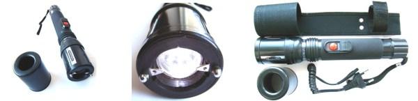 электрошокер Парализатор-2 внешний вид и размеры